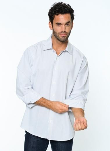 Men Club Gömlek Renksiz
